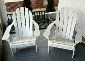 Bride/Groom Adirondack