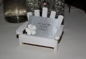 Adirondack Place Card Holders