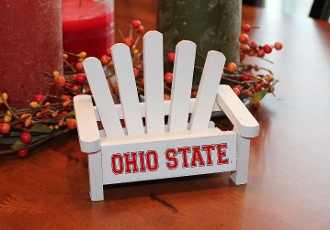 Ohio State Business Card Holder