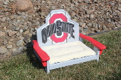 Ohio State Pet Bed